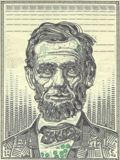 Mark Wagner, 'Lincoln, Larger Than Life', 2018