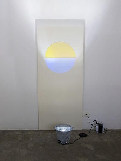 Olafur Eliasson, 'Sunset Door', 2002