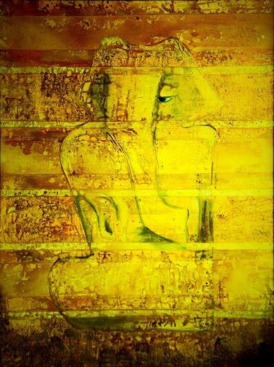 Bansri Chavda, 'KAPILAYA (Yellowish brown hued Lord)'