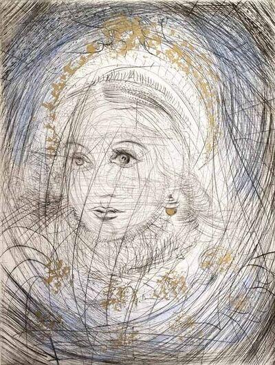 Salvador Dalí, 'Faust Suite: Portrait of Marguerite', 1968-1969