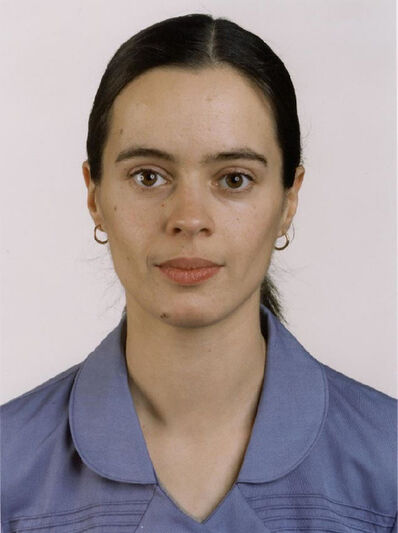Thomas Ruff, 'Porträt (A. Zeitler)', 1998