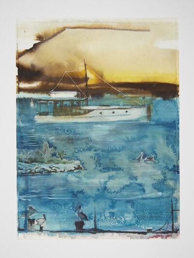 Christof Mascher, 'Ocean Rarri', 2016