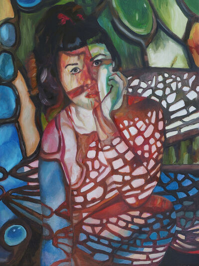 Denise M. Fulton, 'Tiffany'