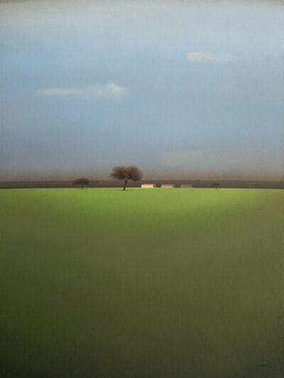 José Basso, 'Luces Entre la Niebla', 2016