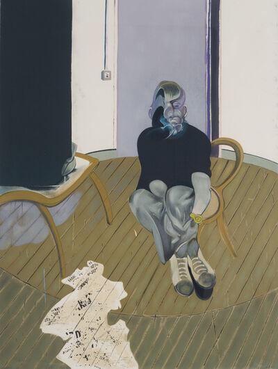 Francis Bacon, 'Self-portrait', 1977