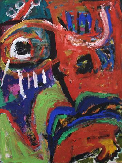 Parmis Sayous, 'The blank stare', 2009