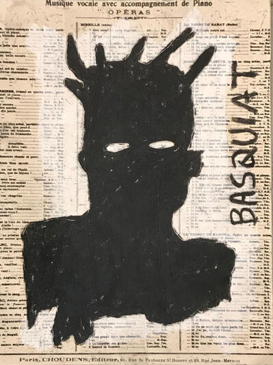 Jean-Michel Basquiat, 'Self-Portrait', 1988
