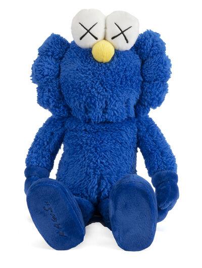 KAWS, 'BFF (blue)'