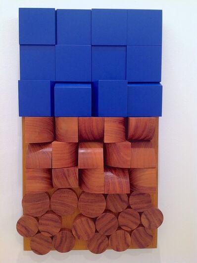 Joao Galvao, 'Blue', 2013
