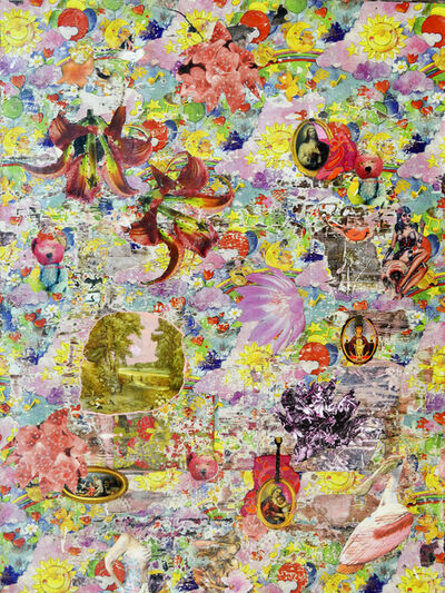 Susan Newmark, '... swaying in their reliable finery...', 2015