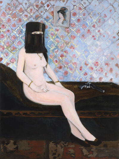 Gria Shead, 'REGARDEZ-VOUS', 2016