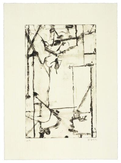 Richard Diebenkorn, 'Untitled #8', 1993