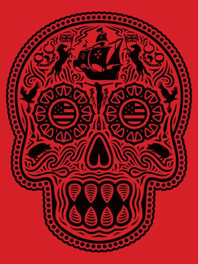 Ernesto Yerena, 'Coloniam Deductam Red', 2014