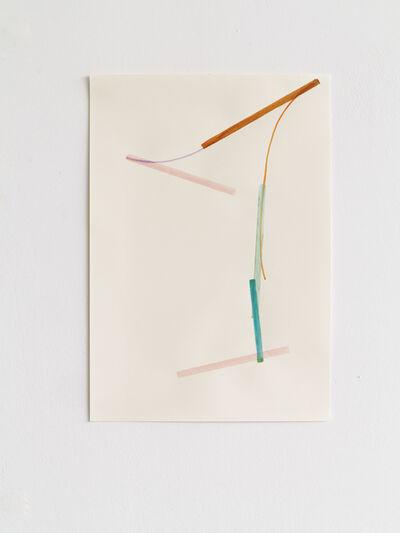 Henrik Eiben, 'The Numbers', 2016