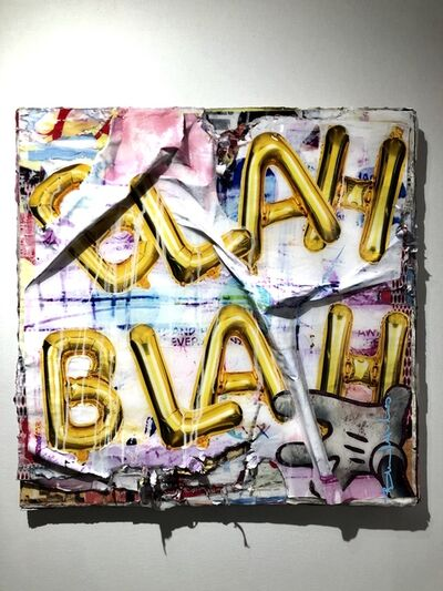 Bram Reijnders, 'No more BlahBlah', 2019