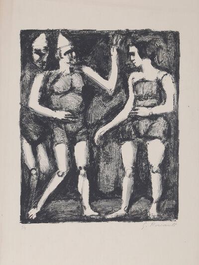 Georges Rouault, 'La Parade', ca. 1925