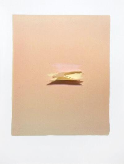 Jessica Lynn Merchant, 'Untitled (pink flap, from Injury series)', 2015