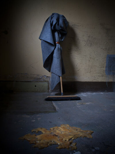 Oliver Mark, 'embellishment', 2015