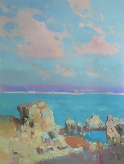 Vahe Yeremyan, 'Malibu Cliffs', 2019