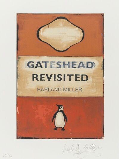 Harland Miller, 'Gateshead Revisited ', 2009