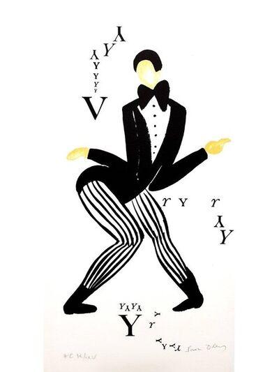 "Sonia Delaunay, 'Original Lithograph ""Le Cœur à gaz I"" by Sonia Delaunay', 1977"