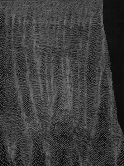 Becky Allen, 'Descent (Inside) - Black', 2015