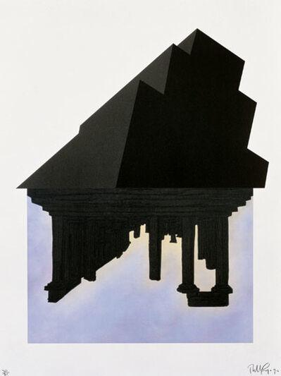 Robert Longo, 'Black Palms', 1989