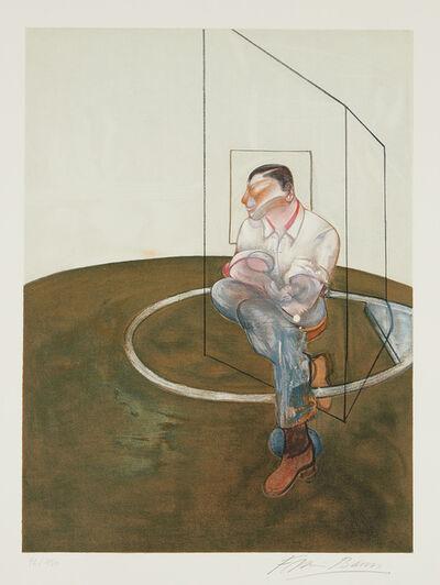 Francis Bacon, 'Étude pour un portrait de John Edwards (Study for a Portrait of John Edwards)', 1986