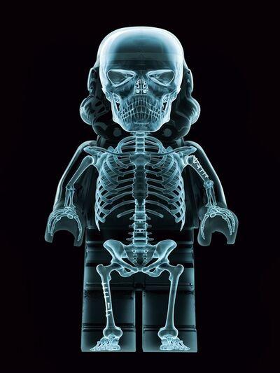 Dale May, 'X-Ray Trooper (metal)'