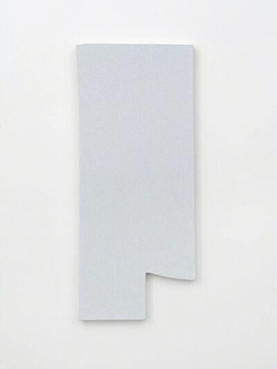 Jacob Kassay, 'Less', 2014