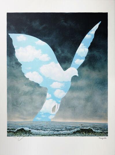 René Magritte, 'La Grande Famille (The Large Family)', 2004