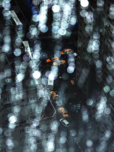 Jean-Paul Cattin, 'New York Raining # 3', 2012-2014