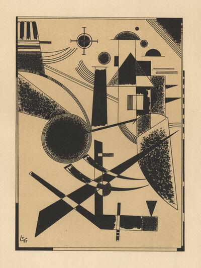 Wassily Kandinsky, 'LITHOGRAPHIE NO III', 1925