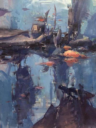 Bryan Mark Taylor, 'Submarine', 2018