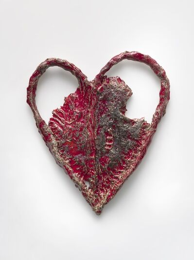 Sterling Ruby, 'Heart ', 2018