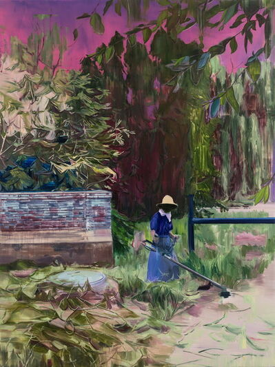 Lei Qi, 'Land of Seclusion', 2018