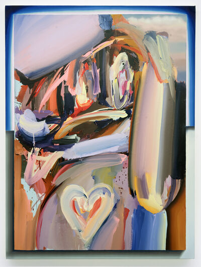 Raychael Stine, 'Heart Jammer with Mules Ears', 2017
