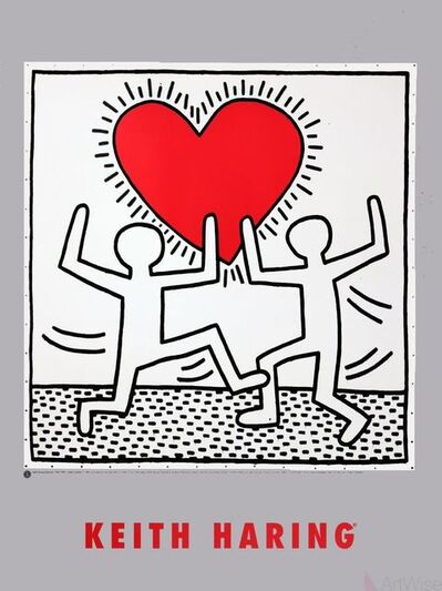 Keith Haring, 'Untitled (October 7, 1982)', 2007