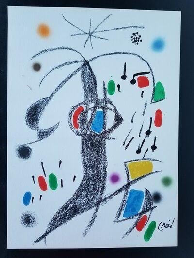 Joan Miró, 'Maravillas 19', 1974