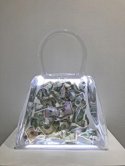 Debra Franses Bean, 'Dollar Bag', 2015
