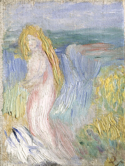 Pierre-Auguste Renoir, 'Small Study for a Nude', 1882