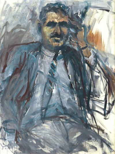 Elaine de Kooning, 'Harold Rosenberg #2', 1956