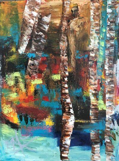 Mariam Qureshi, 'Dead birches ', 2019
