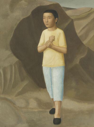 Duan Jianwei 段建伟, 'Young Person', 2014