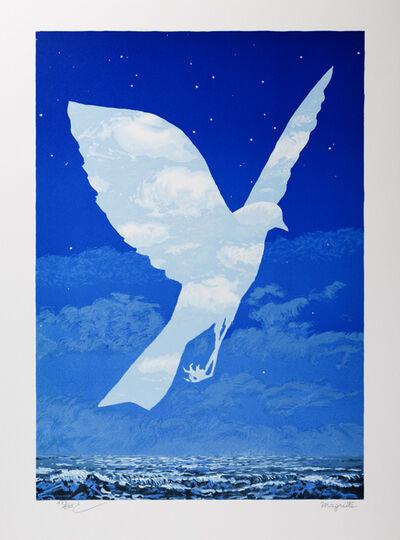 René Magritte, 'L'Entrée en scène (The Emergence)', 2010