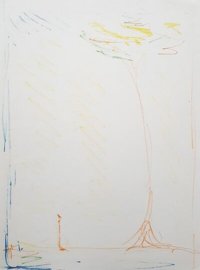 Alberto Giacometti, 'L'Arbre (The Tree) (Set of Two)', 1952