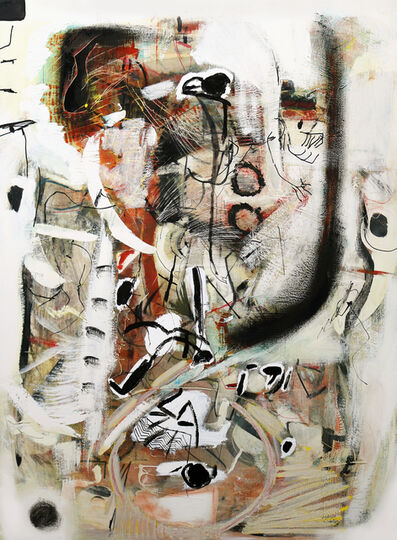 Arthur Lanyon, 'Untitled (Mafrash)'