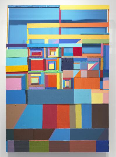 Chris Johanson, 'Window Painting #2', 2012
