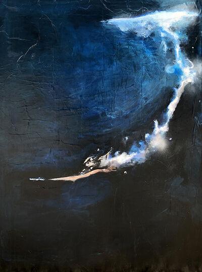 Greg Miller, 'Midnight Crystal Cove',