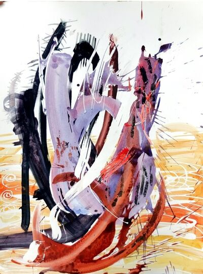 Virendra Maurya, 'Unknown Shape of Line 3', 2018